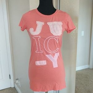 New without tags Juicy Shirt